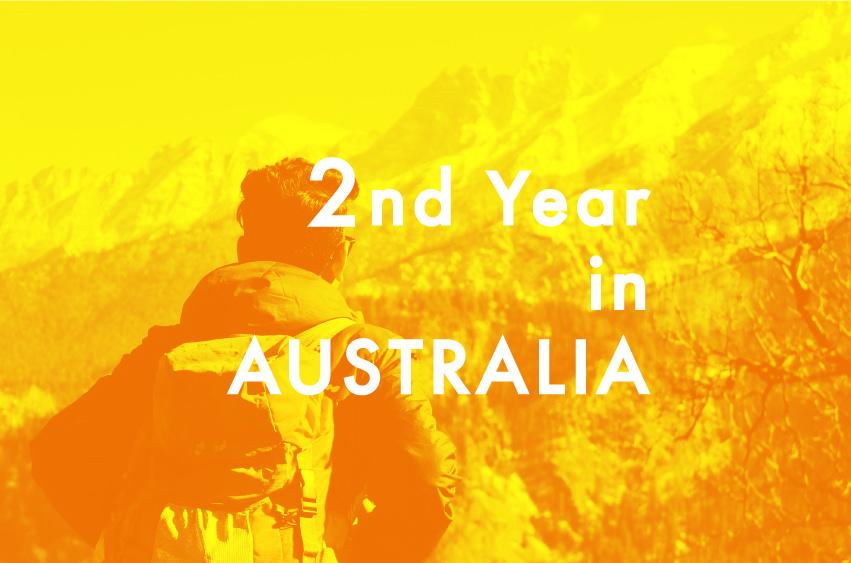 3月末から、人生で二度目のオーストラリアへ行ってきます